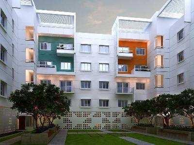 3 BHK 1500 Sq.ft. Residential Apartment for Sale in Bibwewadi, Pune