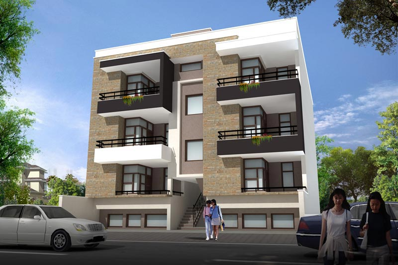 900 Sq. Feet Flats & Apartments for Rent in Sector 49, Gurgaon - 900 Sq.ft.