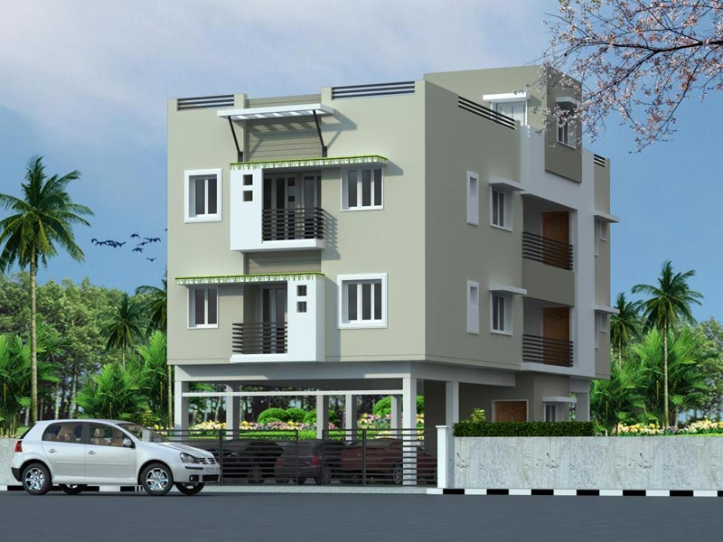 3 BHK Flats & Apartments for Rent in Sohna Road, Gurgaon - 2360 Sq.ft.