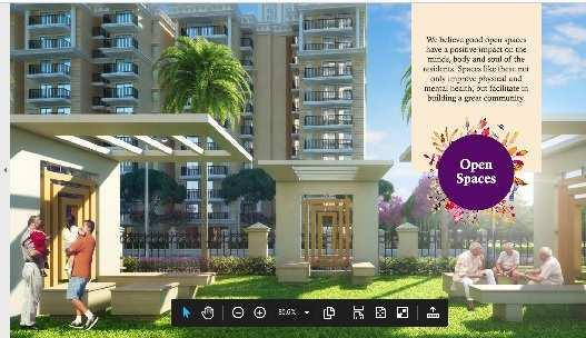 2 BHK 533 Sq.ft. Residential Apartment for Sale in Sector 90 Gurgaon