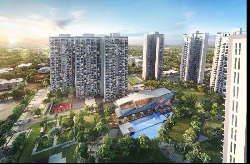 3 BHK 1557 Sq.ft. Residential Apartment for Sale in Sector 33 Gurgaon