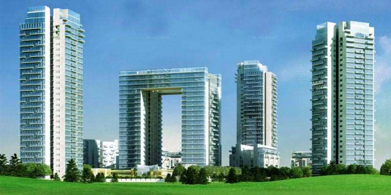 3 BHK Flats & Apartments for Sale in Golf Course Road, Gurgaon - 2164 Sq. Feet