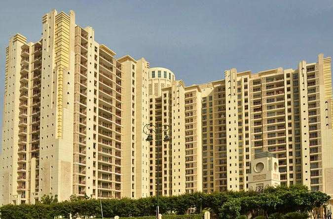 4 BHK Flats & Apartments for Sale in Dlf City Phase V, Gurgaon - 2950 Sq.ft.