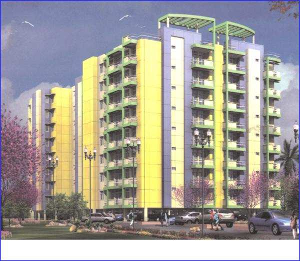 2 BHK Flats & Apartments for Sale in Barra, Kanpur - 1049 Sq. Feet