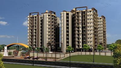 2 BHK Flats & Apartments for Sale in Kalyanpur, Kanpur - 1030 Sq. Feet