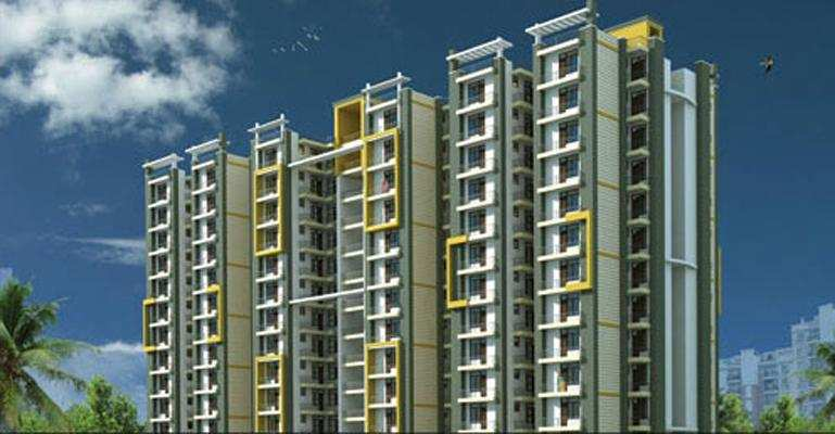 2 BHK Flats & Apartments for Sale in Singhpur, Kanpur - 1144 Sq.ft.