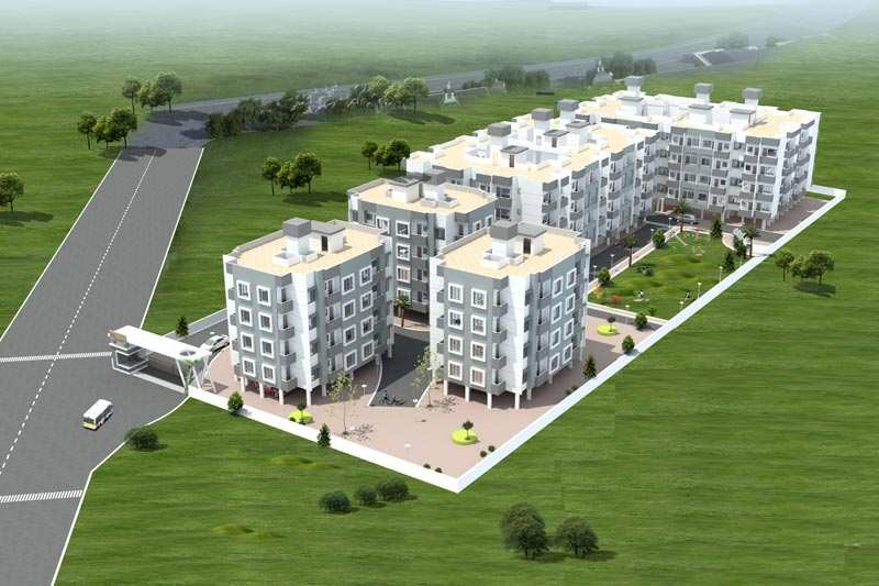 1 BHK Flats & Apartments for Sale in Aurangabad - 2 Acre