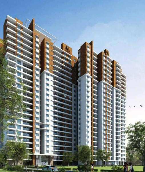 2 BHK Flats & Apartments for Sale in Hebbal, Bangalore North - 1138 Sq. Feet