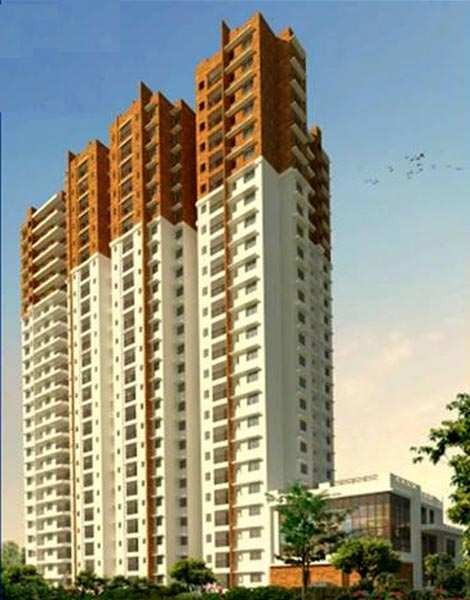 3 BHK Flats & Apartments for Sale in Hebbal, Bangalore North - 1991 Sq. Feet