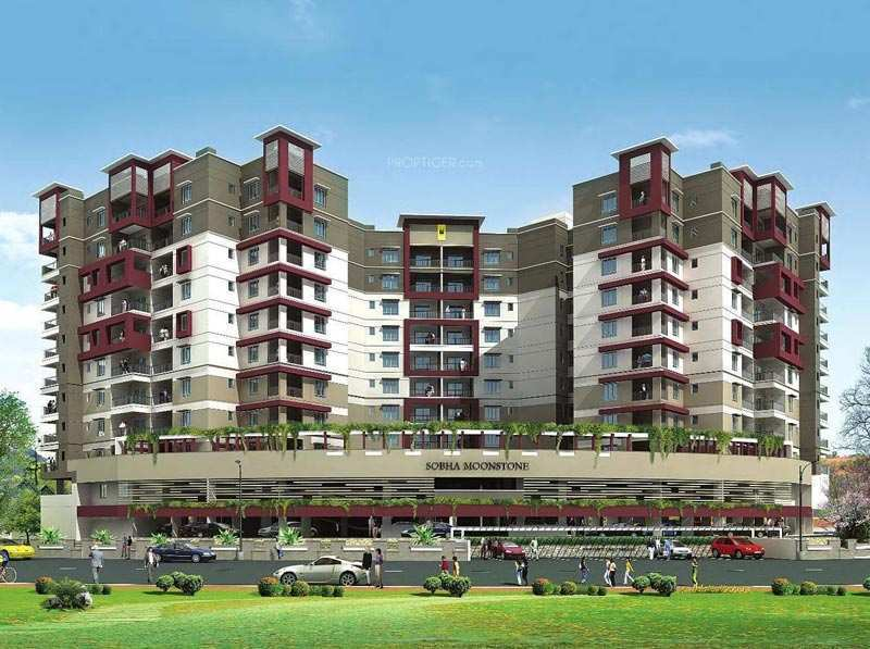 3 BHK Flats & Apartments for Rent in Dasarahalli, Bangalore North - 2020 Sq. Feet