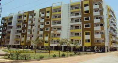 2 BHK Flats & Apartments for Sale in Airport Road, Bhopal - 1000 Sq. Feet