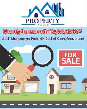 765 Sq.ft. Residential Plot for Sale in NH 24, Ghaziabad