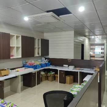 1800 Sq.ft. Office Space for Rent in Wagle Estate, Thane