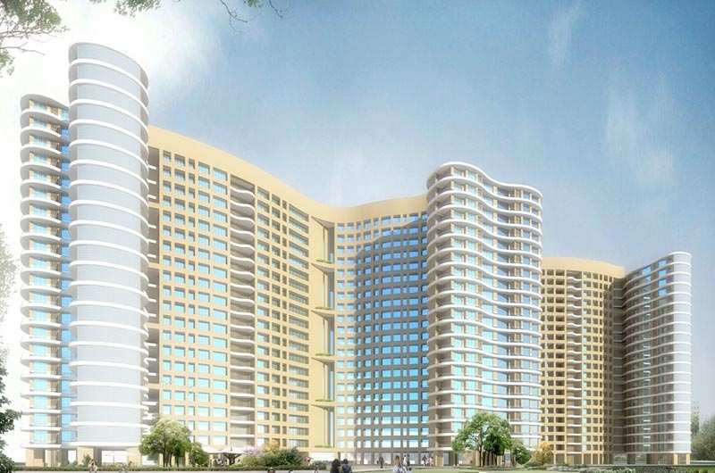 3 BHK Flats & Apartments for Sale in Bandra East, Mumbai - 2265 Sq.ft.