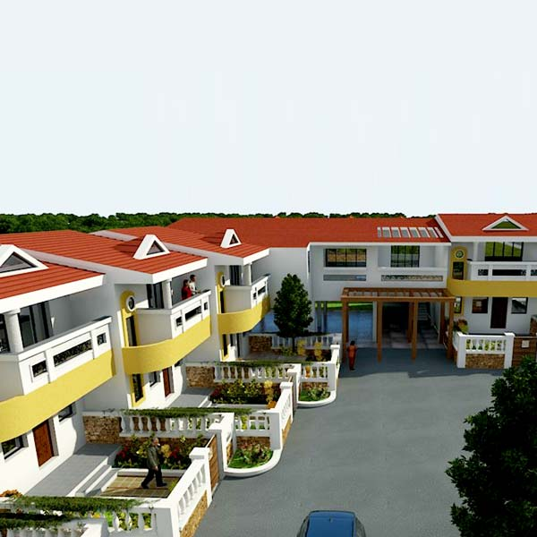 Bungalow row houses for sale in mahableshwar rei165935 for Row houses for sale