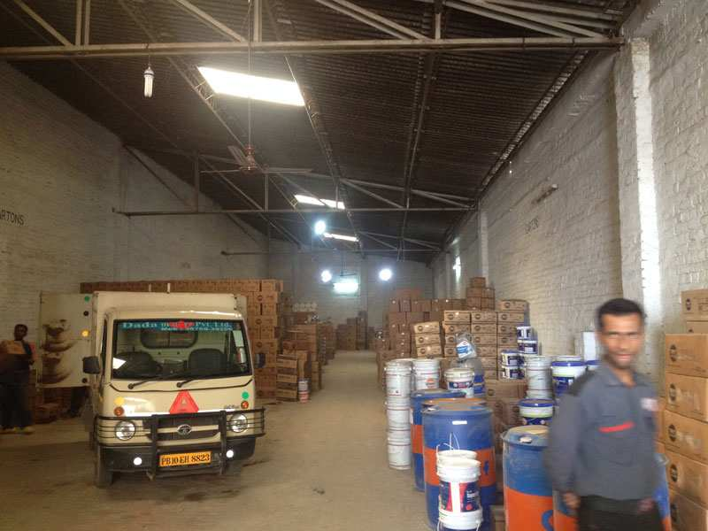5000 Sq. Feet Warehouse/Godown for Rent in Industrial Area-A, Ludhiana - 700 Sq. Yards