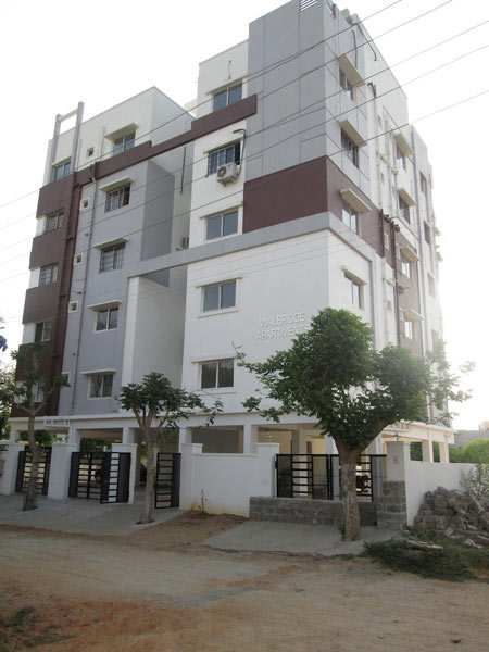 2 Bhk Flats & Apartments for Sale in Bandlaguda, Greater Hyderabad - 1120 Sq.ft.