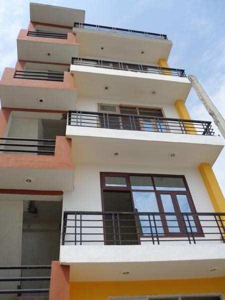 1 BHK 604 Sq.ft. Builder Floor for Sale in Jwalapur, Haridwar