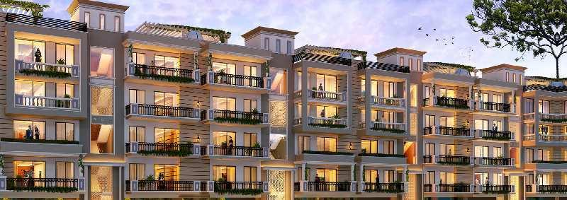 3 BHK 1755 Sq.ft. Residential Apartment for Sale in Zirakpur Road, Chandigarh