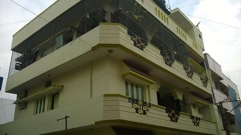 6 BHK Individual House/Home for Sale in R.T. Nagar, Bangalore North - 2000 Sq.ft.