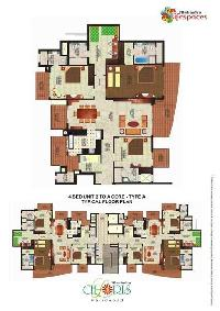 4 BHK Flat for Sale in Sector 19, Faridabad