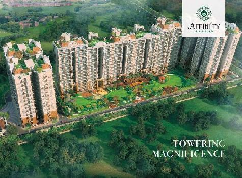 4 BHK 1600 Sq.ft. Residential Apartment for Sale in Airport Road, Zirakpur