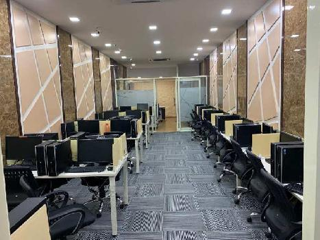 1000 Sq.ft. Office Space for Rent in Block A Janakpuri, Delhi