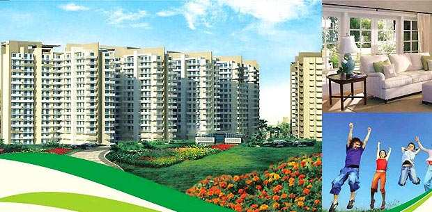 2 Bhk Flats & Apartments for Sale in Alwar Bypass Road, Bhiwadi - 1250 Sq.ft.