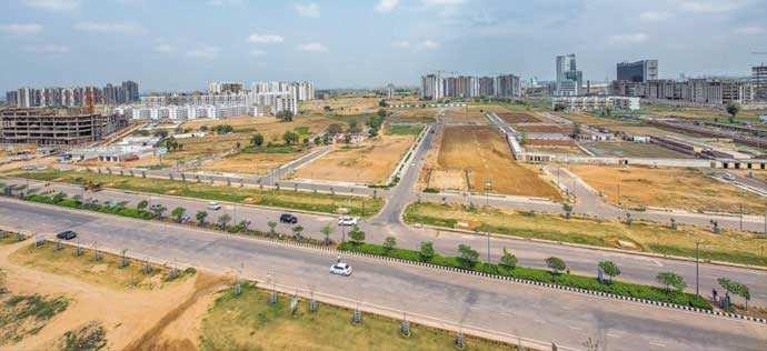 Commercial Lands & Plots for Sale in Zirakpur - 406 Sq. Yards