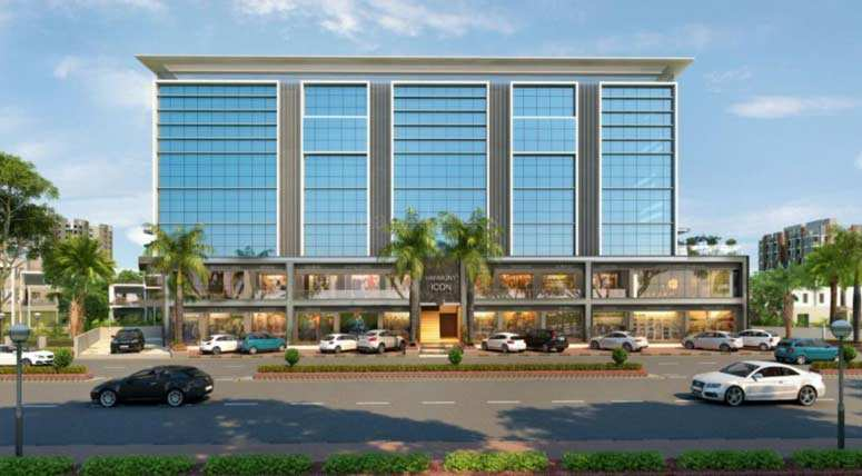 177 Sq. Yards Showrooms for Sale in Patiala Road, Zirakpur - 177 Sq. Yards