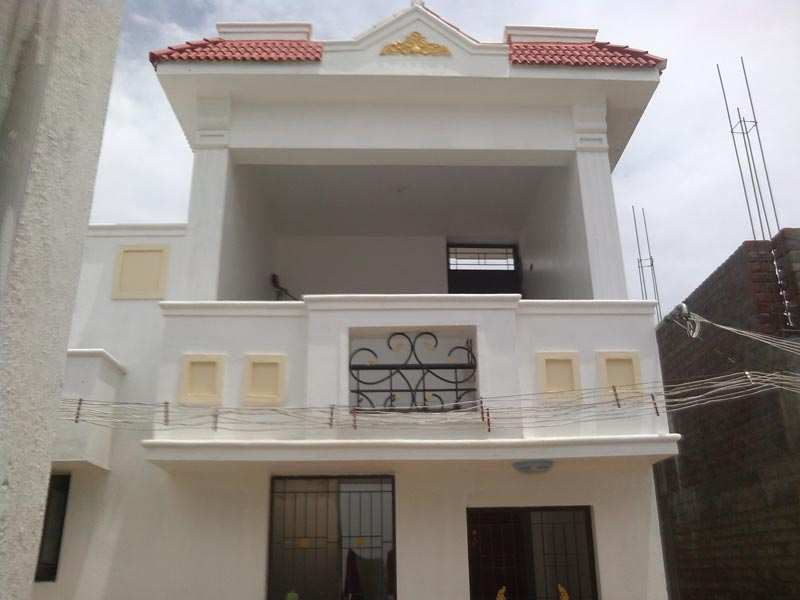 2 bhk individual house home for sale in singanallur for Individual house models in chennai