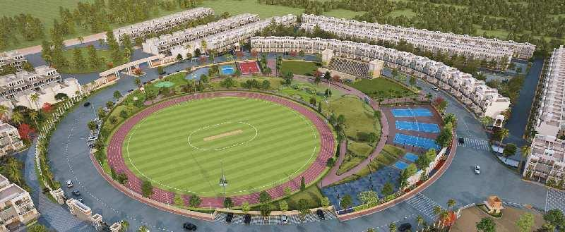 124 Sq. Yards Residential Plot for Sale in Yamuna Expressway, Greater Noida