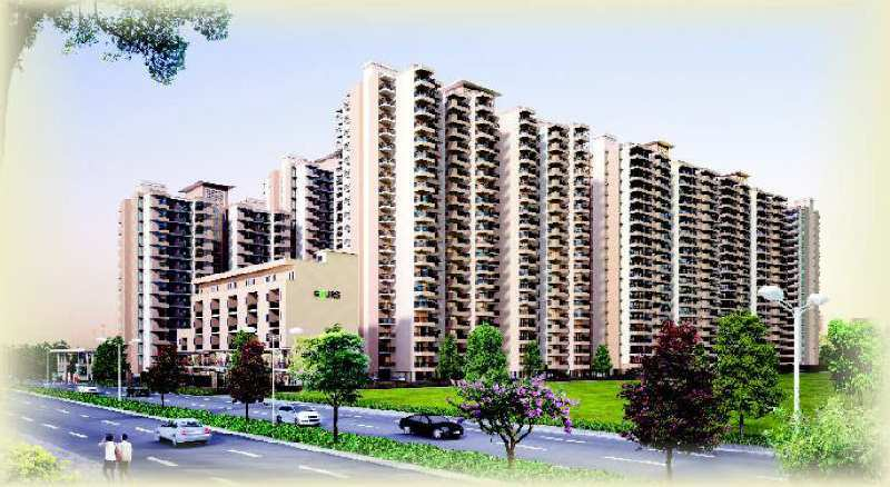 4 BHK 1665 Sq.ft. Residential Apartment for Sale in Omicron 1, Greater Noida