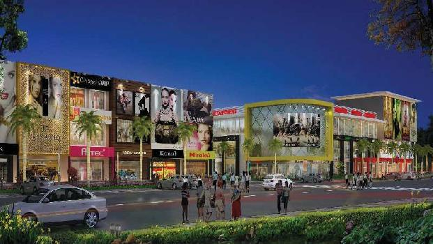 93 Sq. Yards Commercial Land for Sale in Yamuna Expressway, Greater Noida