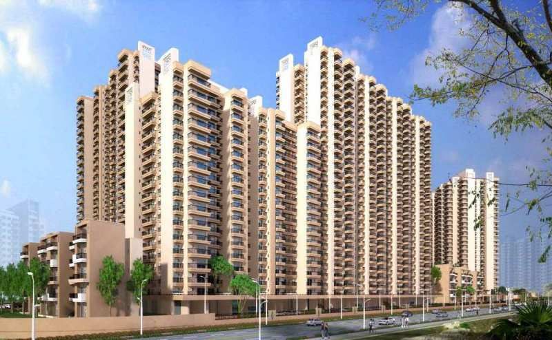 2 BHK 1075 Sq.ft. Residential Apartment for Sale in Yamuna Expressway, Greater Noida