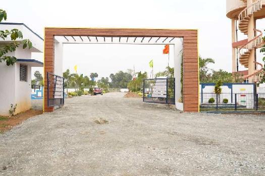 200 Sq. Yards Residential Plot for Sale in Sarika Village, Vizianagaram