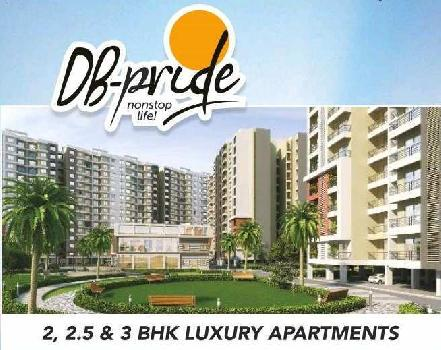 2 BHK 1130 Sq.ft. Residential Apartment for Sale in A B Road, Indore