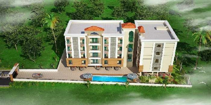 1 BHK 350 Sq.ft. Residential Apartment for Sale in Baliapanda, Puri