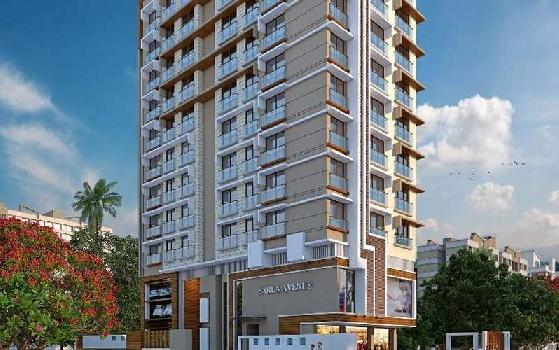 1 BHK 425 Sq.ft. Residential Apartment for Sale in Kandivali West, Mumbai