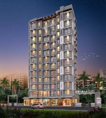2 BHK 625 Sq.ft. Residential Apartment for Sale in Borivali West, Mumbai