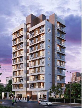 2 BHK 580 Sq.ft. Residential Apartment for Sale in Borivali West, Mumbai