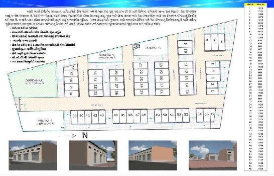 1000 Sq.ft. Warehouse for Rent in Himatnagar, Sabarkantha