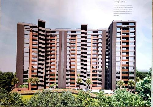 3 BHK 1379 Sq.ft. Residential Apartment for Sale in Jodhpur, Ahmedabad
