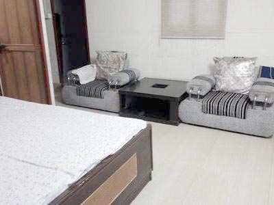 1 BHK Flats & Apartments for Rent in Greater Kailash 1, South Delhi - 600 Sq. Feet