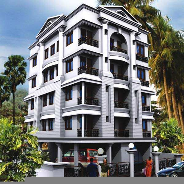 2 BHK Residential Flat for Sale at Garia Milan Park - 845 Sq.ft.