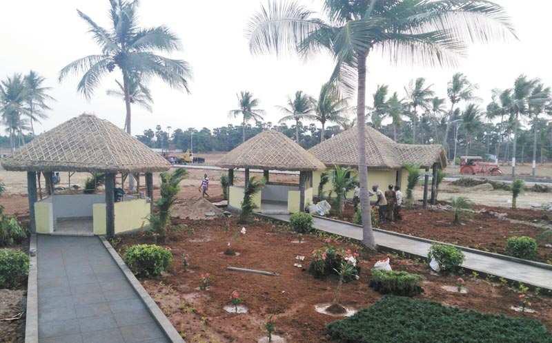 Residential Plot for Sale in Tagarapuvalasa, Visakhapatnam - 90 Sq. Yards