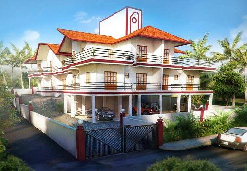 1 BHK 108 Sq. Meter Residential Apartment for Sale in Assagaon, North Goa,