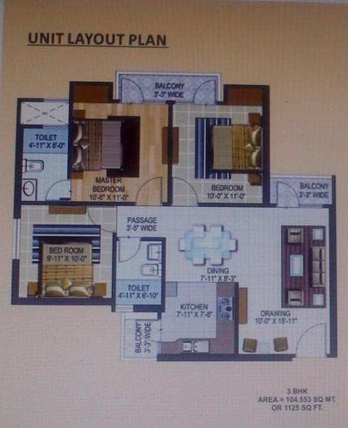 2 BHK Builder Floor for Sale in Sector 16, Noida - 800 Sq.ft.