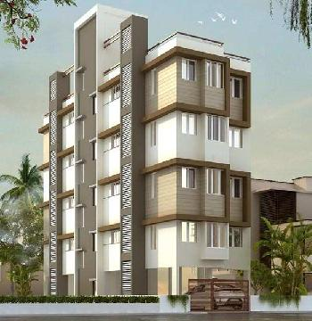 2 BHK 654 Sq.ft. Residential Apartment for Sale in Kupwad, Sangli