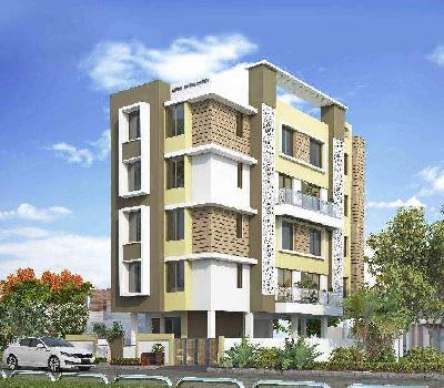 2 BHK 247 Sq. Meter Residential Apartment for Sale in Government Colony, Sangli